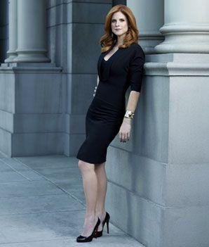 Suits Star Sarah Raffertys Stay Slim Secrets