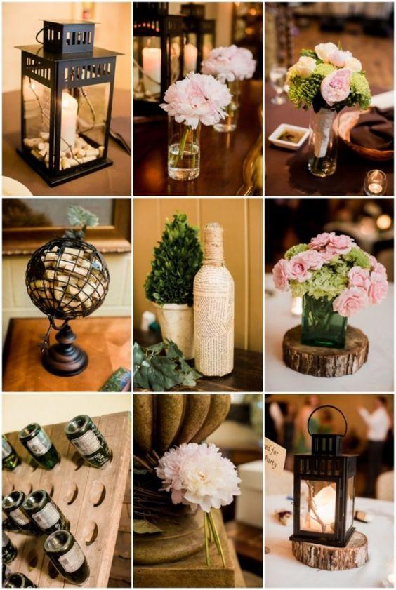 Budget savvy vineyard wedding and