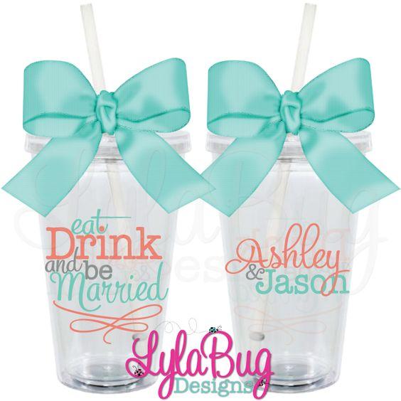 Bridal Shower Gift Destination Wedding : Wedding GiftWedding FavorDestination WeddingBridal Shower ...
