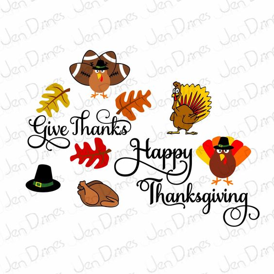 Thanksgiving is on the horizon so just in time to start those crafts, SVG DXF EPS Thanksgiving and fall files.
