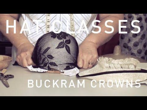 CLASES DE SOMBRERO - BUCKRAM CORONAS TRAILER - YouTube