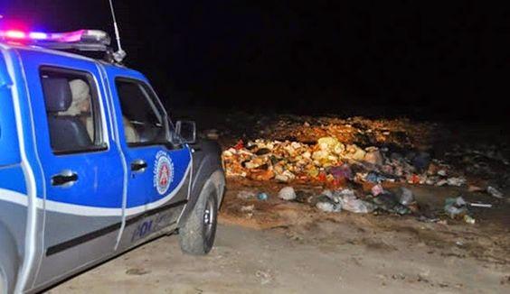 R12 Noticias: Chocante: Itamaraju Feto é encontrado em lixão na manhã deste sábado