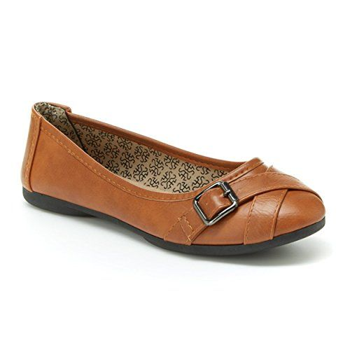 Stylein Womens Foldable Slip On Ballet Flats Comfortable Square Toe Flats