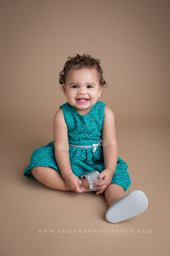 Cecelia is ONE {Columbus Ohio Children's Photography}