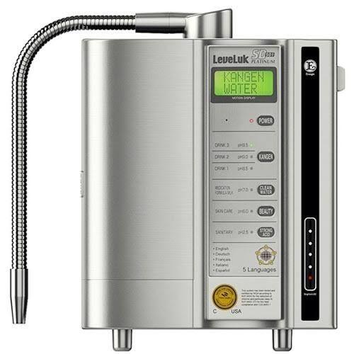 Pin Op Alkaline Water