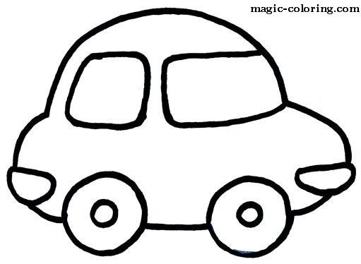 Easy Cars Colouring Pages Coloring Sheets Cars Coloring Pages Colouring Pages