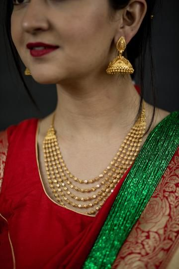Arabic and Indian gold