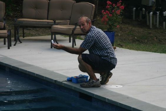 Dean - Owner (Industry Professional, Debicated to the Pool Industry, Safety & Customer Experience)