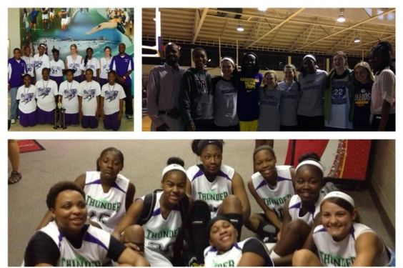 Thunder Travel Basketball Club on GoFundMe - $10 raised by 1 person2 hours.