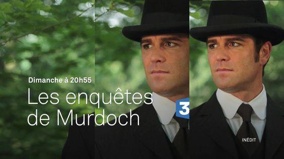 Les enquêtes de Murdoch : tout sur l'émission, news et vidéos en replay - France…
