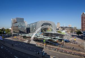 Markthal: un progetto di studio MVRDV a Rotterdam nel quartiere di San Lorenzo - Elle Decor Italia