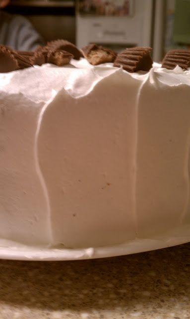 Ice cream cake Oreo crust replace Reese's with Oreo or 2 diff ice cream flavors