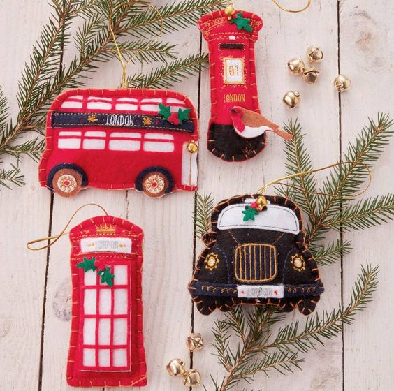 Are You Interested In Our Christmas Tree Decorations With Our Lo Personalised Christmas Tree Decorations Christmas Tree Decorations Felt Christmas Decorations