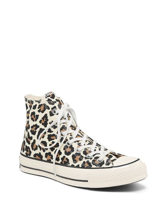 We're seeing spots! | Converse® Chuck Taylor 70s Archive High-top Sneaker at Victoria's Secret