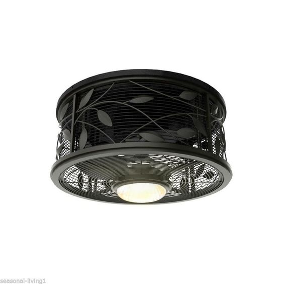 New Arrival Rubbed Bronze Retro Cage Style Indoor Ceiling