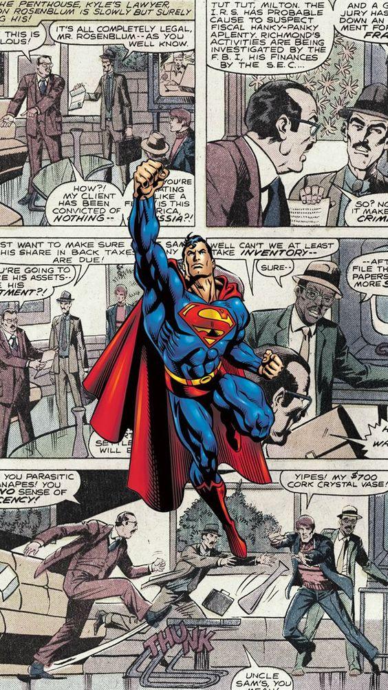 Superman Comics Iphone 5 Wallpaper Comics, gaming