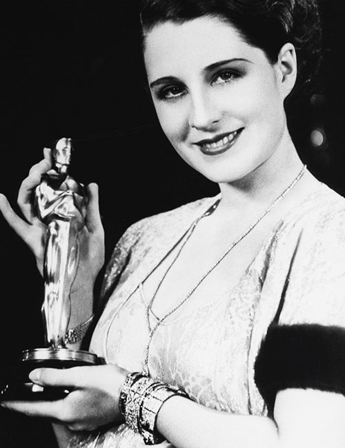 "...Norma Shearer 1930 won the Academy Award for ""The ..."