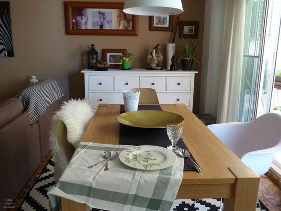 Una casa para vivir en familia | Decorar tu casa es facilisimo.com