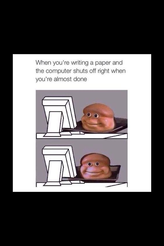 What's something funny or unique or just geeky to write an essay about?