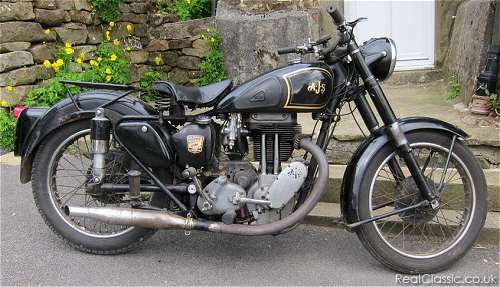 AJS Model 18 / Matchless G80 500cc Single Buying Guide
