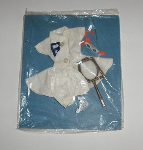 Vintage Tennis Outfit 106