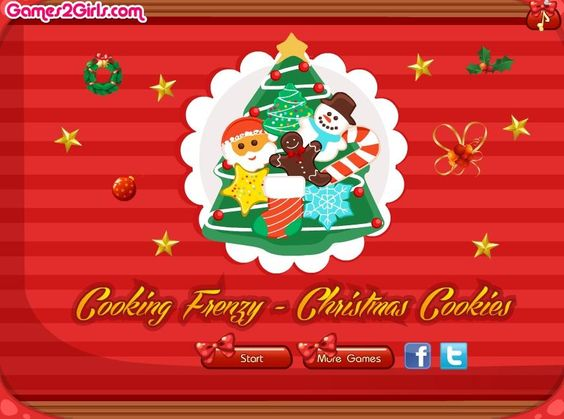 Lubisz pyszne ciasteczka i świąteczne pierniczki, prawda? Spróbuj sama przygotować coś dobrego! http://www.ubieranki.eu/gry/3669/swiateczne-wypiekanie.html