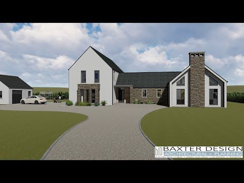 Irish House Plans Type Mod121 Youtube Irish House Plans Irish Houses House Plans