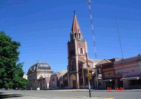 iglesia  * 9 de Julio