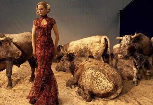 ニコール・キッドマン:Vogue誌表紙を飾る - ハリウッド・セレブ・ニュース