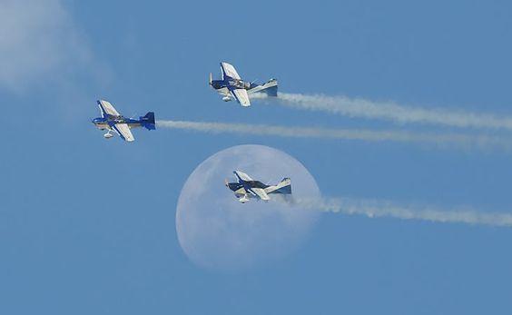 Esquadrilla Argentina De Acrobacia Aerea RANS S-10