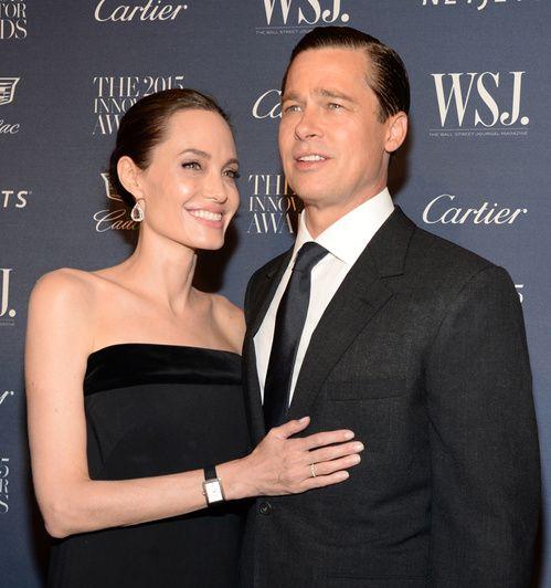 La montre BOY.FRIEND Chanel Horlogerie portée par Angelina Jolie