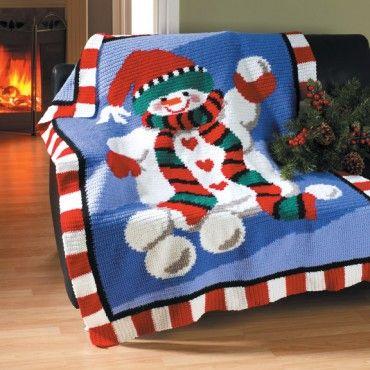 Snowman Cushion Knitting Pattern : Pinterest   The world s catalog of ideas
