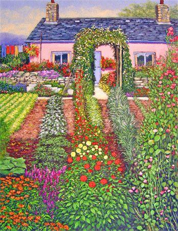 Pinterest the world s catalog of ideas for Garden vegetable patch