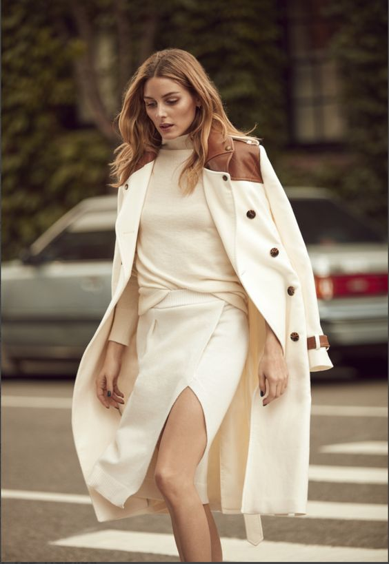 Banana Republic nombra a Olivia Palermo embajadora de la marca...