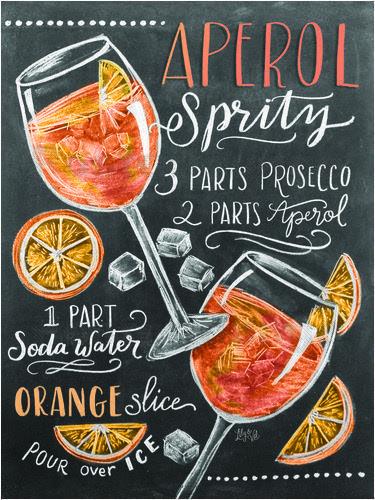 Ricetta Spritz Aperol E Prosecco.Aperol Spritz Chalkboard How To Aperol Spritz Recipe Spritz Recipe Recipe Drawing