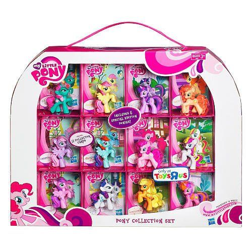 Toys For Girls Age 5 7 : My little pony and ponies on pinterest