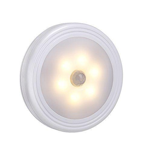 Unioncam Nl1 Motion Sensor Light For Baby Care Kids Auto Dust To Dawn Sensor Cordless Battery Powered Eye Caring Nursery Led Night Light Stick Anywhere Clo Led Stair Lights Stair Lights Led Night
