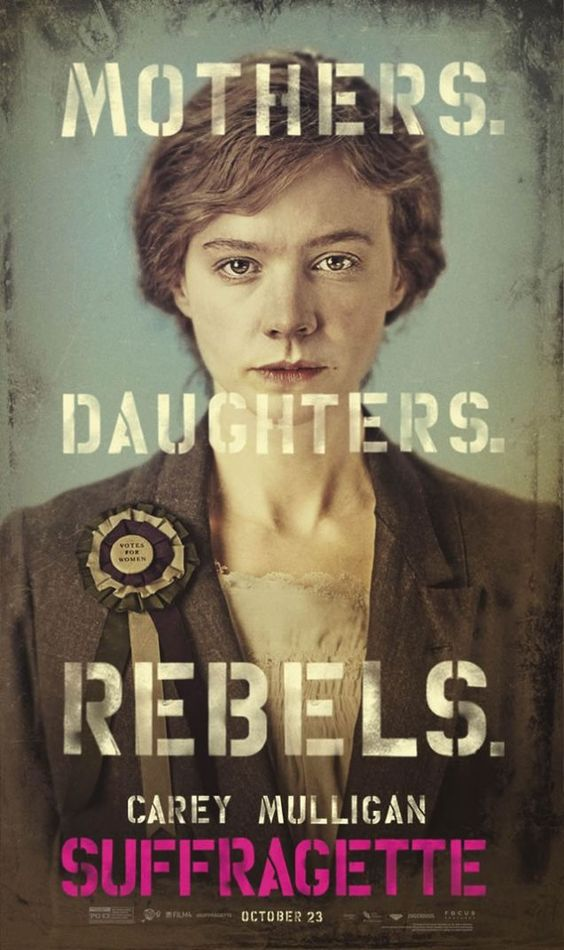 These Suffragette Posters Make Me Wanna Go Out and Exercise My Rights