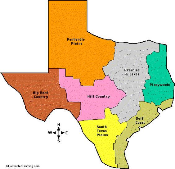 Texas Temperature Map | Afputra.com