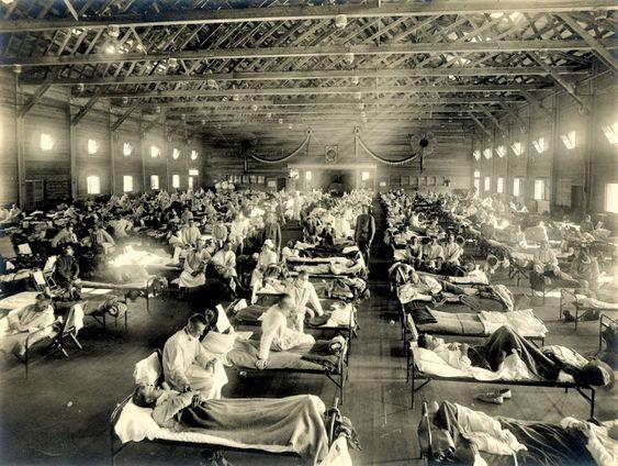 Pandemie: Spaanse griep