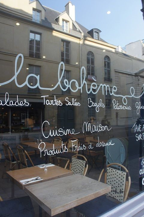La Bohème #cuisinemaison #paris #restaurant #marais