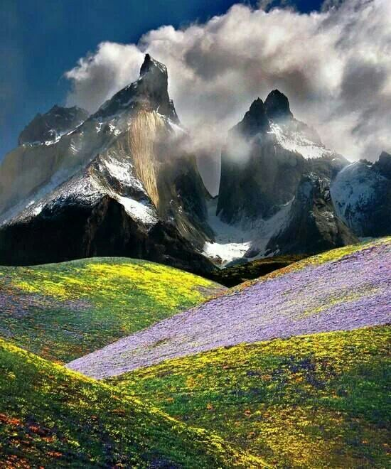 Oh.My.God. I had no idea it was THIS beautiful! Patagonia, Argentina