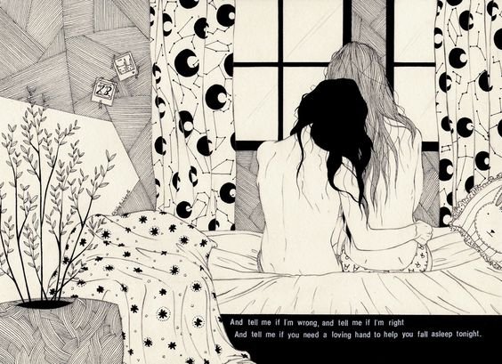 kaethebutcherillustrations:  The Tell-Tale Heart by Kaethe Butcher: