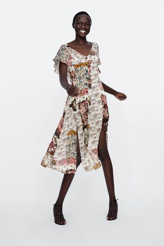 Estampado Floral Estampado Vestido Vestido 2019 En 2019 Floral En Vestido kXuTPiZO