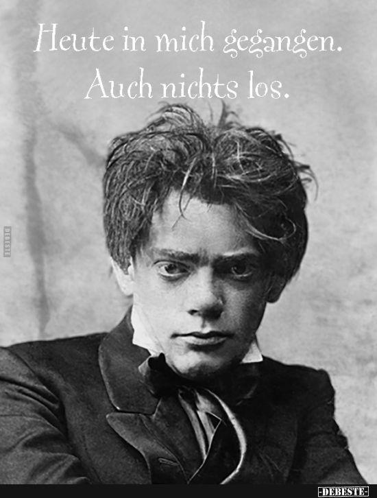 Zitat Vom Jungen Karl Valentin Lustige Bilder Spruche Witze Echt Lustig Weisheiten Spruche Witzige Spruche Spruche