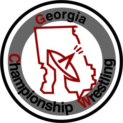 classic georgia championship wrestling logo from the late