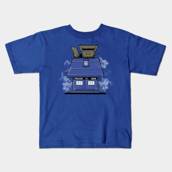 Dr. Peanuts Young T-Shirt