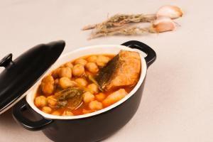 Tiempo de cocción de los garbanzos #recetas #verduras #hortalizas