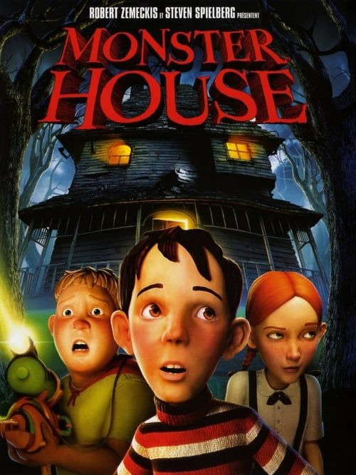 Download Monster House P E L I C U L A Completa Espanol Latino Hd
