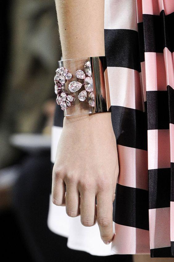 Christian Dior at Paris Fashion Week Spring 2013
